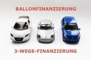 3-Wege-Ballonfinanzierung