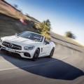 Mercedes AMG SL 63, DiamantweißMercedes-AMG SL 63 2016
