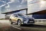Lexus RX IV 2016