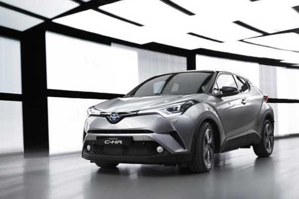 Toyota C-HR Serie 2016