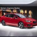 Subaru Impreza V Limousine 2016