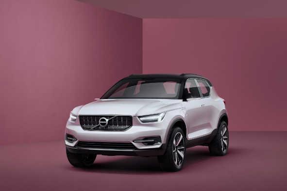 Volvo Concept 40.1 CMA