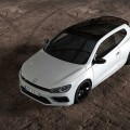 VW Scirocco R Black Style 2016