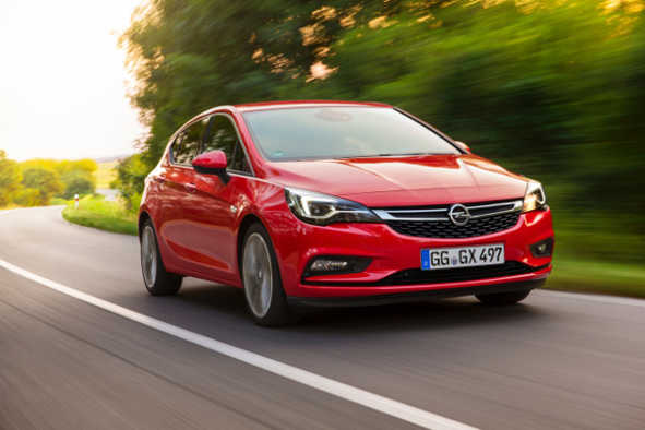 Opel Astra Active 2016