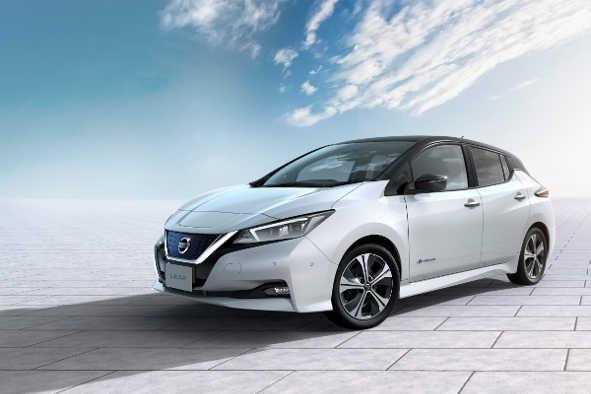 Nissan Leaf II 2018