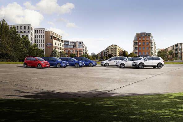 VW Sondermodelle JOIN 2017