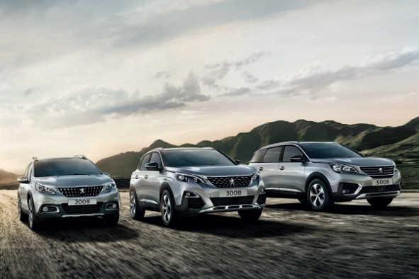 Peugeot Crossway Sondermodelle 2018