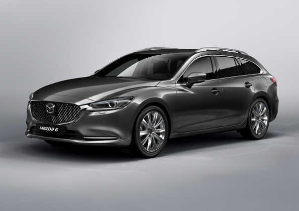 Mazda6 Kombi 2018 Facelift
